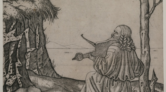 Da Vinci Discovered: Art Sleuthing Reveals Leonardo Engraving