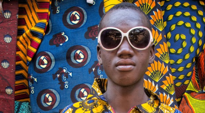 Market Day in Burkina Faso Is a Feast for the Eyes