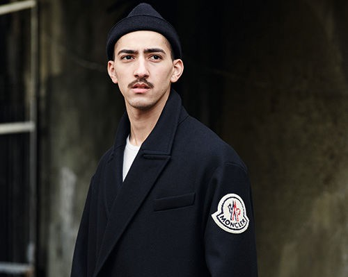 The Moncler x AMI Collaboration Is Everything You Need for Fall/Winter 2015