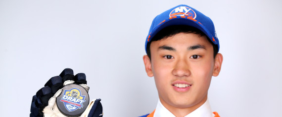 Andong Song Becomes First Chinese Player Ever Taken In NHL Draft