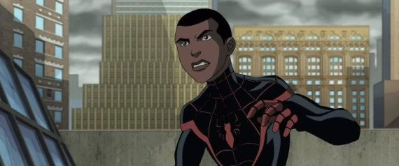 Marvel's New 'Spider-Man' Comic Series Will Star Miles Morales
