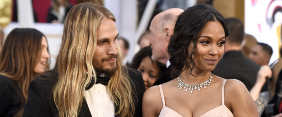 Zoe Saldana's Husband Takes Her Name, Doesn't Care What You Think