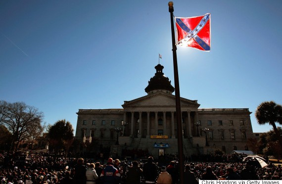 Why The Confederate Flag Still Flies In South Carolina