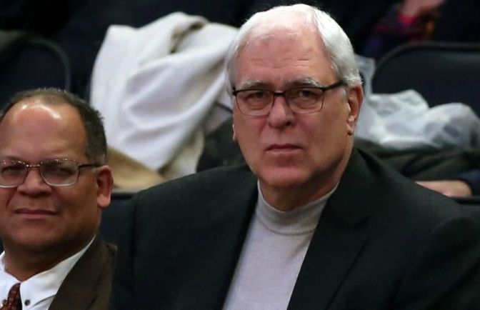 Phil Jackson Suggests LeBron James Travels Every Other Time He Touches the Basketball