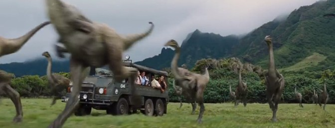 'Jurassic World' Bites Off Record $511.8 Million Worldwide