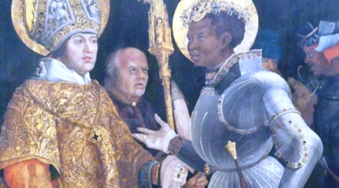 Moors, Saints, Knights and Kings: The African Presence in Medieval and Renaissance Europe