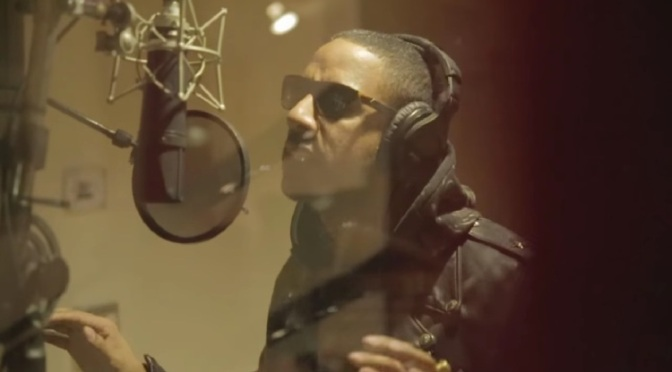 "Ryan Leslie – ""Mill'ns"" In Studio"
