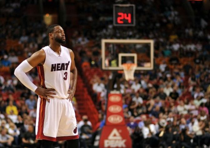 There is Reportedly Mutual Interest Between Dwyane Wade and the LA Lakers