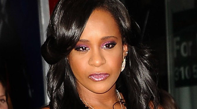 Whitney Houston's Daughter Bobbi Kristina Dead at 22