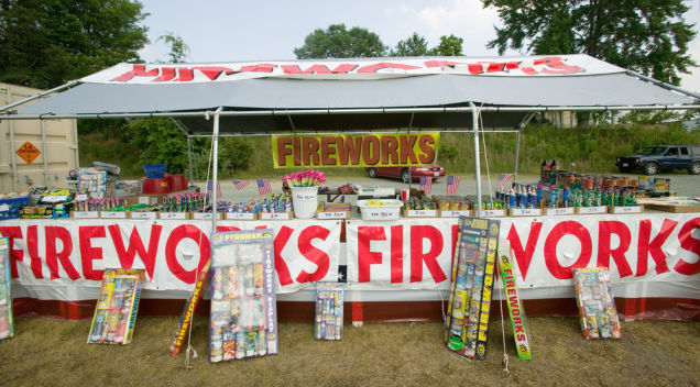 Which Fireworks Are Legal In Your State?