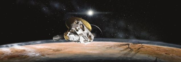 The Pluto Probe Went Into Safe Mode, And We Don't Know Why