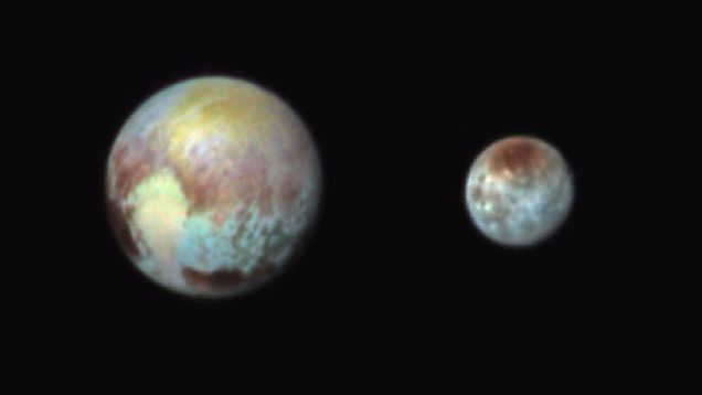 What We Just Learned About Pluto