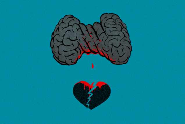 Here's What Breaking Up Does to Your Brain