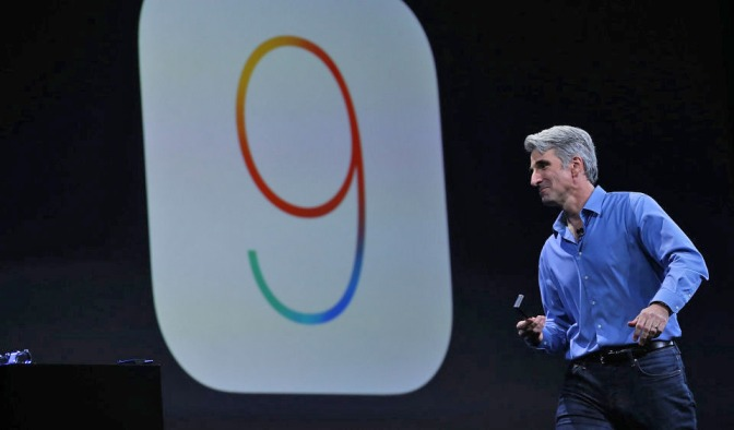The iOS 9 public beta is here