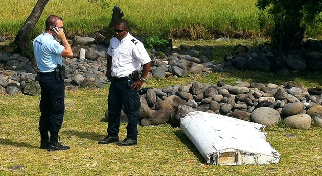 Debris Found On Island Appears To Be Same Kind Of Plane As Missing MH370