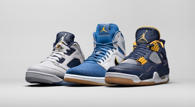 Jordan Brand Celebrates Michael Jordan's Legacy With a Huge Retro Collection