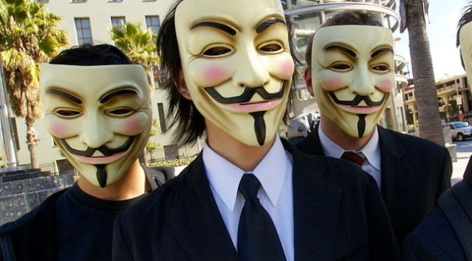 New Research Suggests Anonymous Is Much More Powerful Than You Think