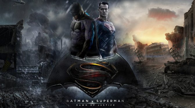 Batman V Superman: Dawn of Justice' Trailer Delivers