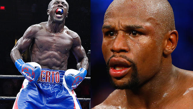 Floyd Mayweather Jr. Set To Fight Andre Berto In Quest To Match Rocky Marciano's 49-0 Record