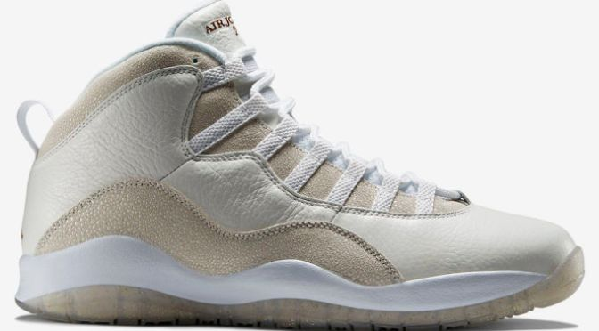"Here Are Official Images of the ""OVO"" Air Jordan Xs"