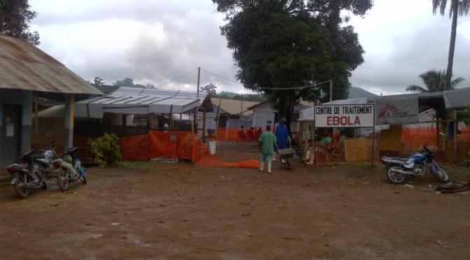 New Inhaled Ebola Vaccine Works in Monkeys