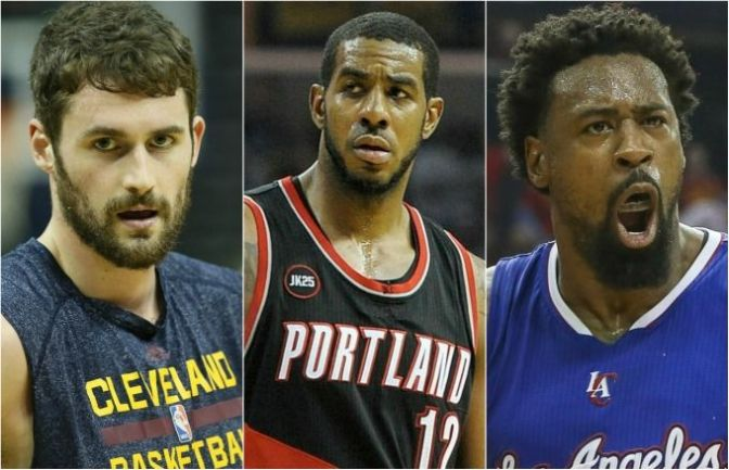 A Running List of All the Moves Made During the First Day of 2015 NBA Free Agency