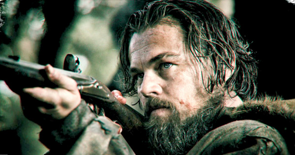Leonardo DiCaprio Gone Wild in the Trailer for The Revenant