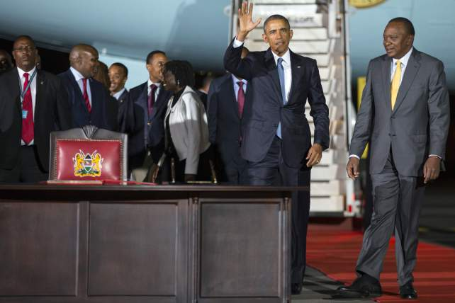 Africa Welcomes Obama