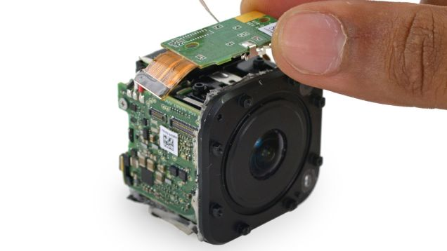What's Inside GoPro's Tiny New Camera?