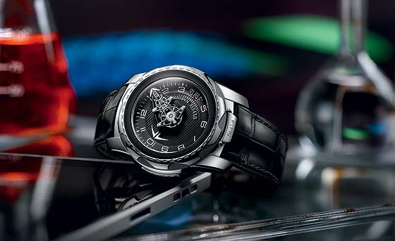 5 Things to Know About the Ulysse Nardin Freak Lab