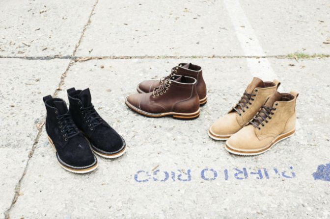 3Sixteen and Viberg Just Dropped Another Solid Boot Capsule