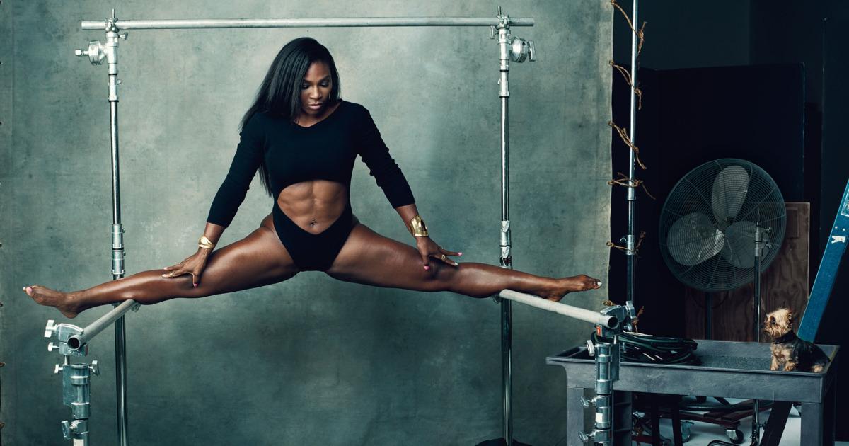 Is Serena Williams Fat 27