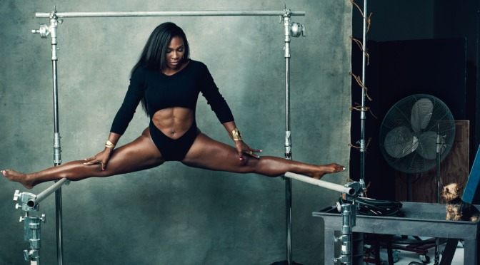 The Unretiring SERENA WILLIAMS