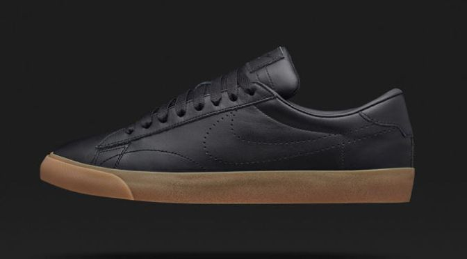 NikeLab Remastered a Tennis Classic for the U.S. Open