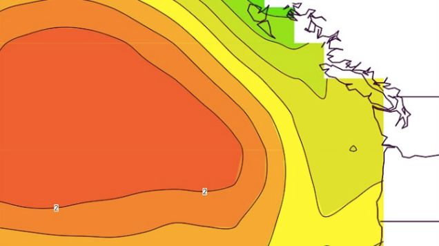 "A Warm Ocean ""Blob"" In the Pacific Is Feeding a Toxic Algae Bloom"