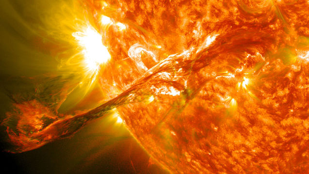 What Would Happen if a Massive Solar Storm Hit the Earth?
