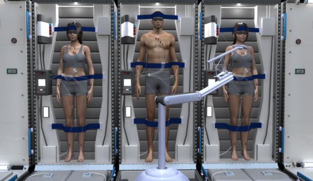 How Traveling to Deep Space In Cryogenic Sleep Could Actually Work