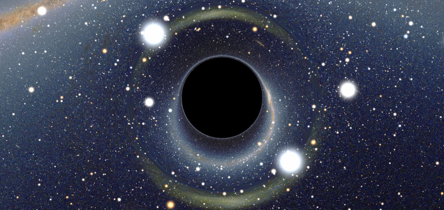Stephen Hawking's New Theory on Black Holes is Fantastically Insane