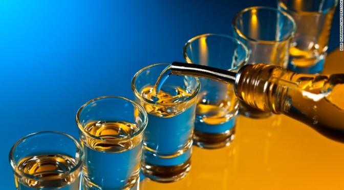 Understanding Drunken Blackouts