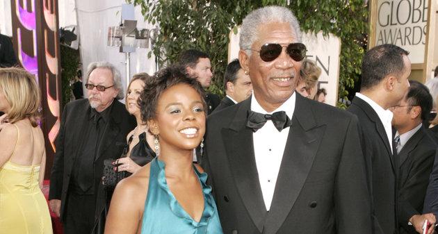 Morgan Freeman's Step-Granddaughter Fatally Stabbed