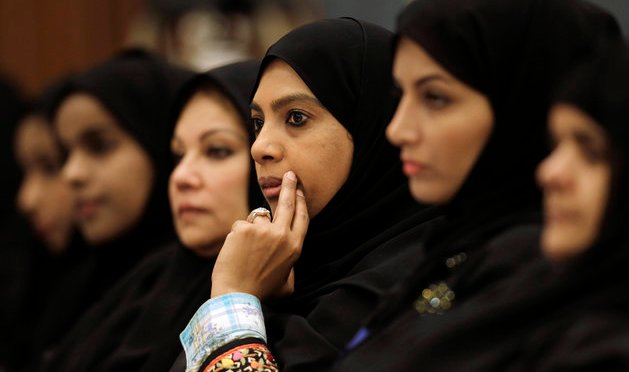 Saudi Women To Vote For The First Time Ever