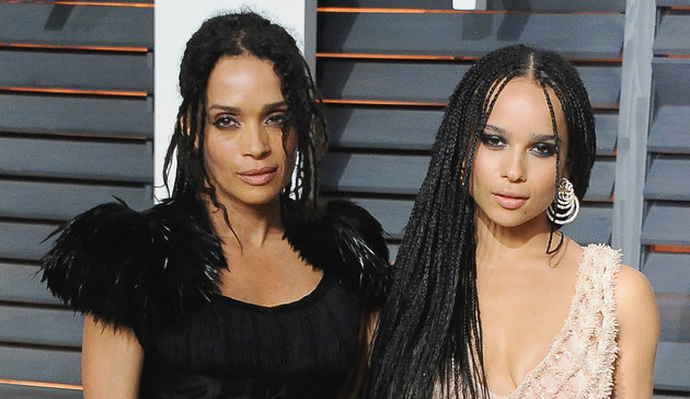 Zoe Kravitz Says Mom Is 'Disgusted' Over Cosby Accusations