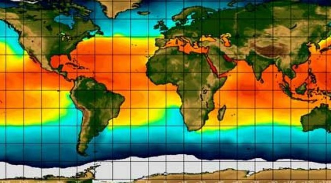 Record-Breaking El Niño More Likely Than Ever