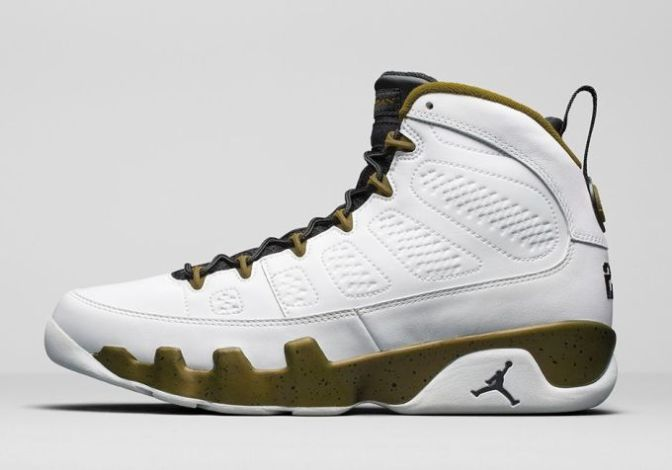"Air Jordan IX Retro ""Spirit"""