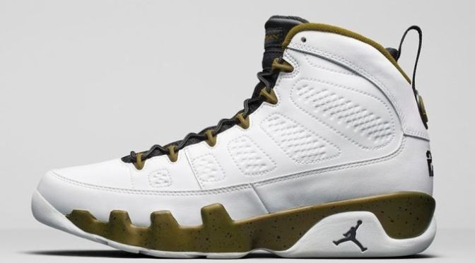 "Air Jordan IX Retro ""Spirit"""