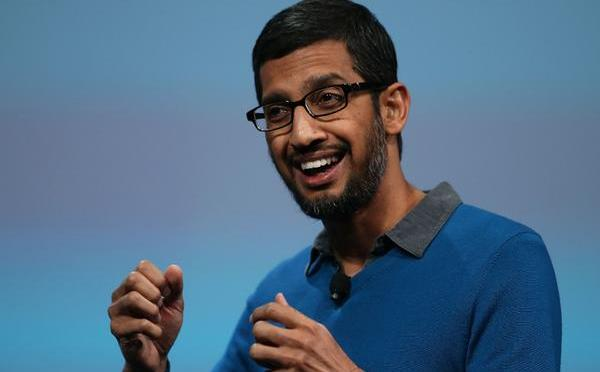 Who Is Google's New Chief? Meet The Man Replacing Page