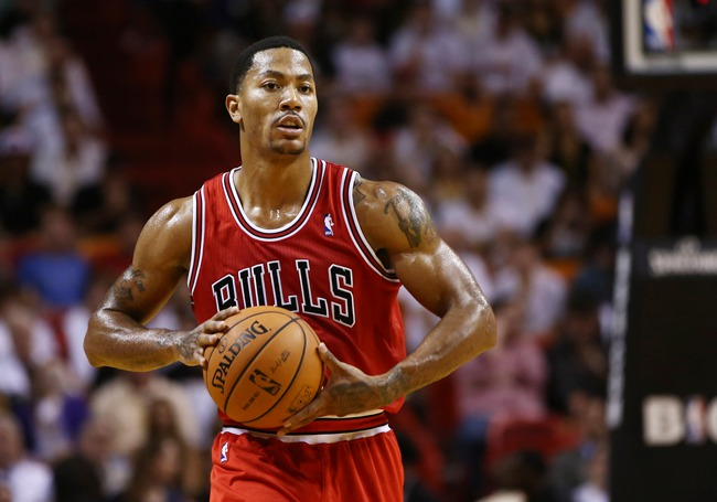 Derrick Rose Of The Chicago Bulls Accused Of Drugging And Participating In Gang Rape Of Ex-GF
