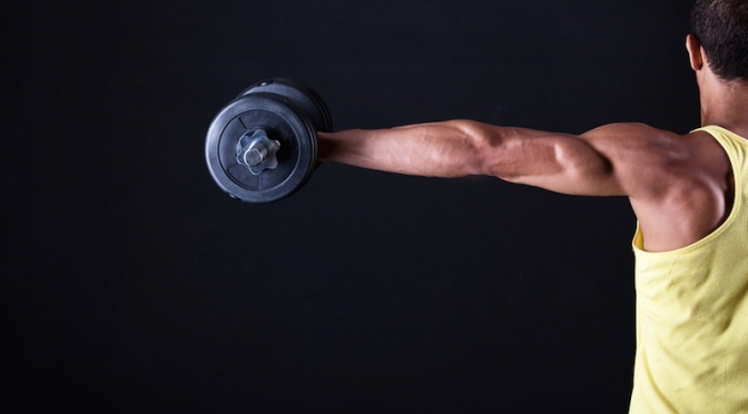 Overuse of Workout Supplements Highlights Men's Body Image Issues