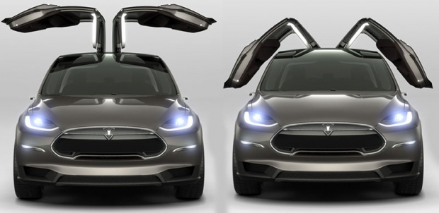 Tesla confirms Model X deliveries to begin by September 30