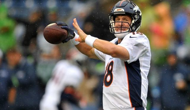 Peyton Manning: 'I can't feel anything in my fingertips'